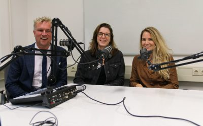Podcast Wijzijnfontys: Inge Hoeks is docent marketing en communicatie