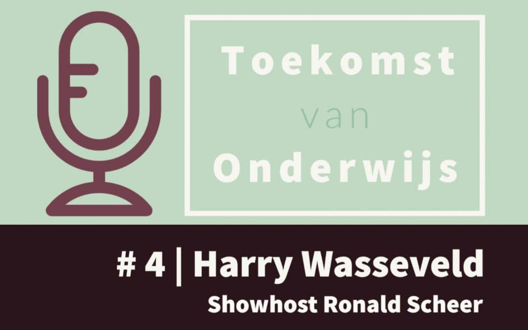 Docent Harry Wasseveld van opleiding International Marketing en Management over thuiswerken tijdens Corona